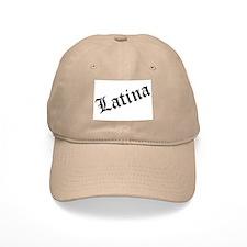 """""""Latina"""" Baseball Baseball Cap"""