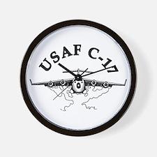 C-17 Wall Clock
