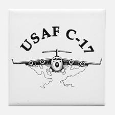 C-17 Tile Coaster