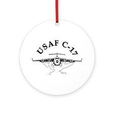 C-17 Ornament (Round)