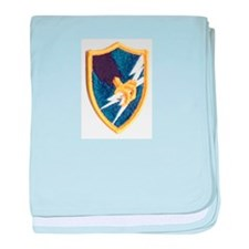 Unique Army security agency baby blanket
