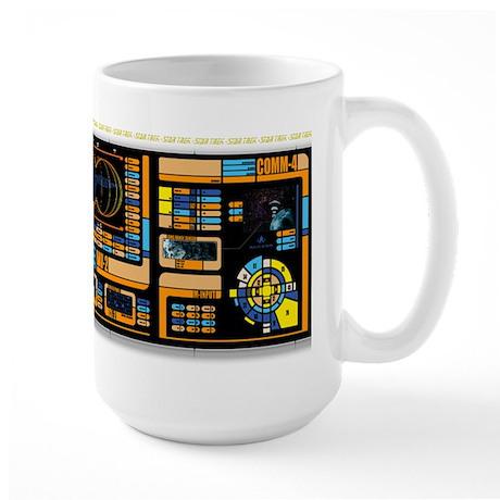 Star Trek LCARS Large Mug