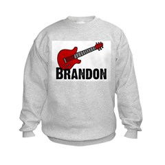 Guitar - Brandon Sweatshirt