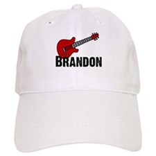 Guitar - Brandon Baseball Cap