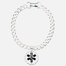 RN Nurses Medical Charm Bracelet, One Charm