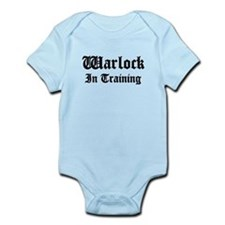 Warlock In Training Infant Bodysuit