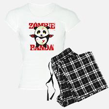 Zombie Panda Pajamas