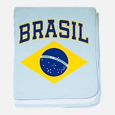 Brasil Cores baby blanket