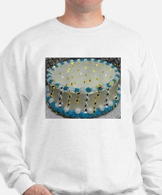 Happy Birthday Cake Sweatshirt
