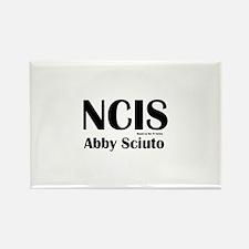 NCIS Abby Sciuto Rectangle Magnet
