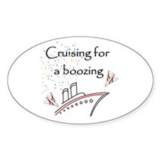 Cruising for a Boozing Decal