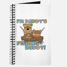 Bears Daddy's Fishing Buddy Journal
