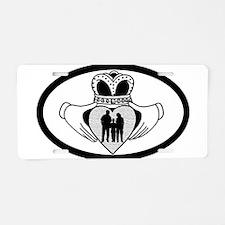 Adoption Awareness/Support Aluminum License Plate