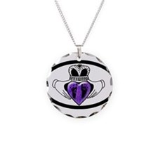 Pro-Life/Pregnancy Loss Necklace Circle Charm