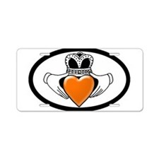 Leukemia/Lymphoma Awareness Aluminum License Plate
