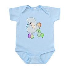 POODLE LOVER Infant Bodysuit