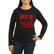 Support Our Teachers: T-Shirt