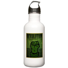 Middle East Revolution 2011 T Water Bottle