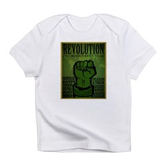 Middle East Revolution 2011 T Infant T-Shirt