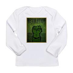 Middle East Revolution 2011 T Long Sleeve Infant T