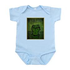 Middle East Revolution 2011 T Infant Bodysuit