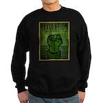 Middle East Revolution 2011 T Sweatshirt (dark)