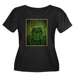 Middle East Revolution 2011 T Women's Plus Size Sc