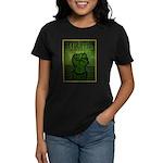 Middle East Revolution 2011 T Women's Dark T-Shirt