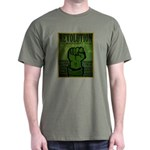 Middle East Revolution 2011 T Dark T-Shirt
