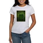 Middle East Revolution 2011 T Women's T-Shirt