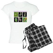 Monarch Metamorphosis Pajamas