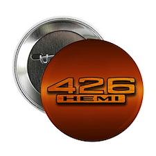 "HEMI Orange 426 2.25"" Button (10 pack)"