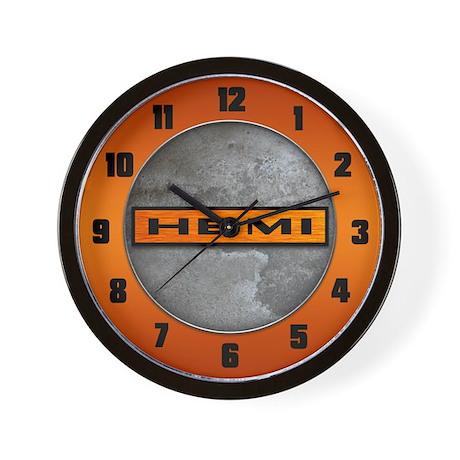 HEMI Wall Clock