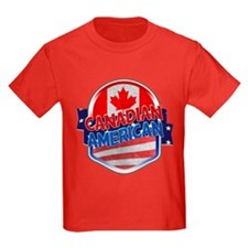 Canadian American T