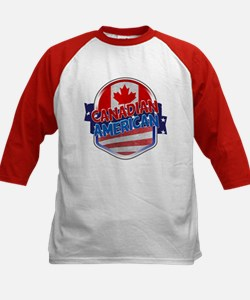 Canadian American Tee