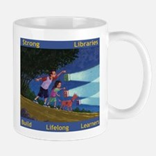 Art by Joe Cepeda (ALL Libraries) Mug