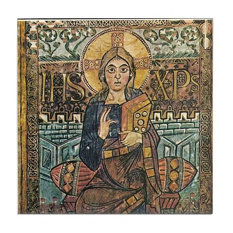 Tile Jesus Christ