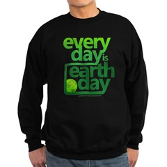 Earth Day Sweatshirt (dark)