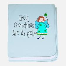Grandparents baby blanket