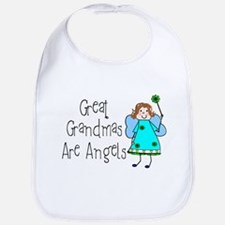Grandparents Bib