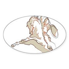 The Rider Decal