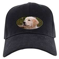 Golden Retiever Pensive Puppy Baseball Hat