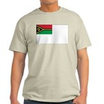 Vanuatu Naval Ensign Light T-Shirt