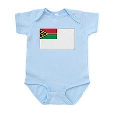 Vanuatu Naval Ensign Infant Bodysuit