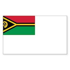 Vanuatu Naval Ensign Decal