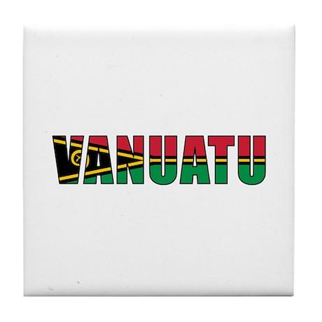 Vanuatu Tile Coaster