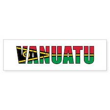 Vanuatu Bumper Sticker