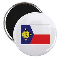 Wake Flag Magnet