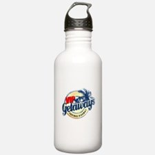 Cute Time share Water Bottle