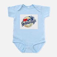 Funny Time share Infant Bodysuit